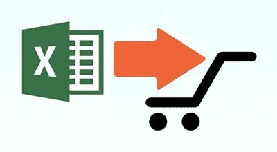 Импорт товаров из CSV-файла